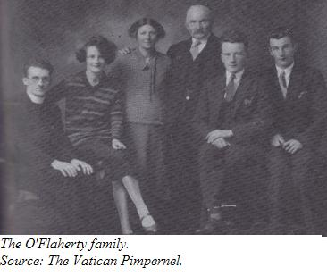 The O'Flaherty family