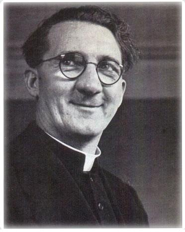 A picture of Monsignor Hugh O'Flaherty.