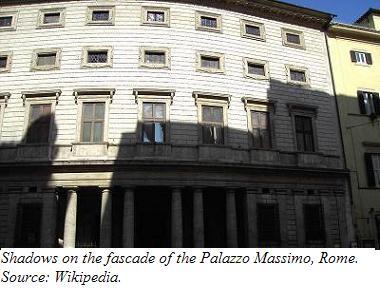 The Palazzo Massimo, Rome