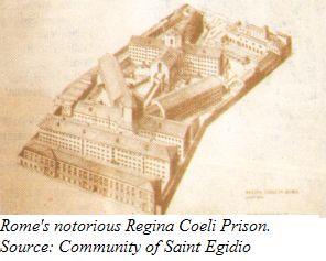 Italy's notorious Regina Coeli prison