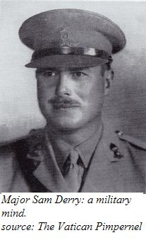 Major Sam Derry